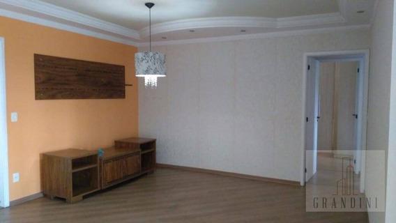 Apartamento Residencial Para Locação, Centro, Santo André. - Ap0167