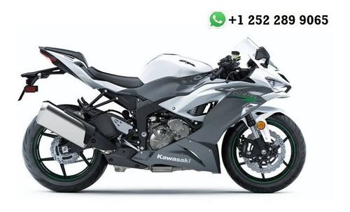 Imagen 1 de 1 de 2021 Kawasaki Ninja® Zx -6r
