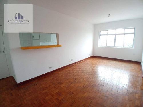 Imagem 1 de 17 de Apartamento Para Alugar Em Moema/planalto Paulista, 2 Dormitórios, Sala Ampla Para 2 Ambientes, Cozinha Com Armários, 2 Banheiros, 85 M², São Paulo. - Ap1157