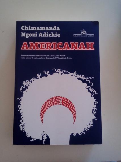 Livro Americanah, De Chimamanda Adichie