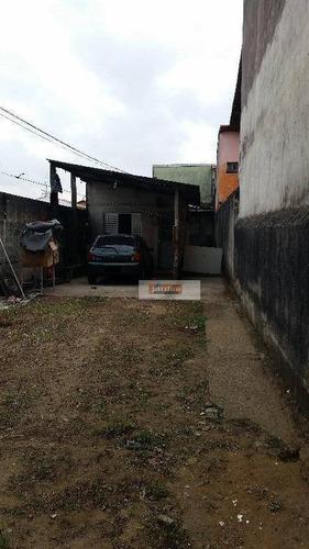 Terreno Residencial À Venda, Vila Gilda, Santo André. - Te0476