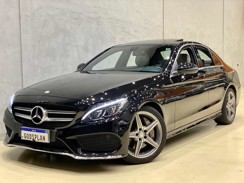 Mercedes-benz C 250 2016 2.0 Sport Turbo 4p