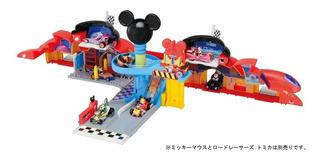 Taller Y Garage Mickey Aventuras Sobre Ruedas Disney