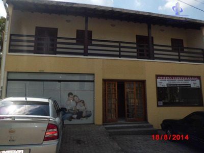 Casa Comercial Para Venda E Locação, Jardim Paiquerê, Valinhos - Ca1337. - Ca1337