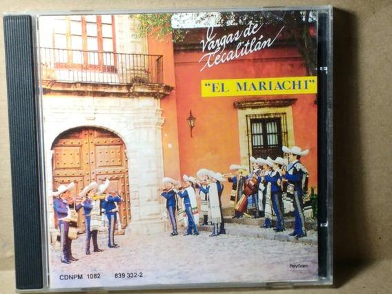 El Mariachi Vargas De Tecalitlán Cd (12-18meses S/intr)