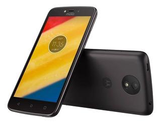 Motorola Moto C Plus Negro Celulares Originales Sellados New