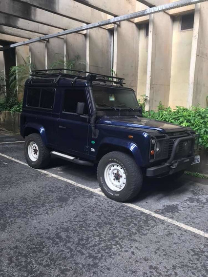 Land Rover Defender 2003/2004
