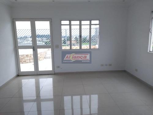 Apartamento Duplex Com 4 Dormitórios À Venda, 214 M² Por R$ 650.000 - Ai8714