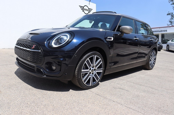 Mini Cooper S Hot Chili Clubman 2020 (193)