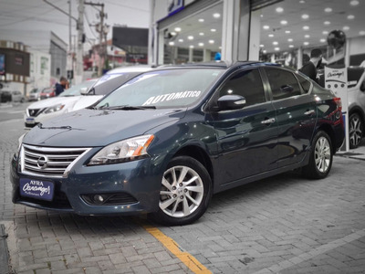 Nissan Sentra Sv Automático 2015/2016