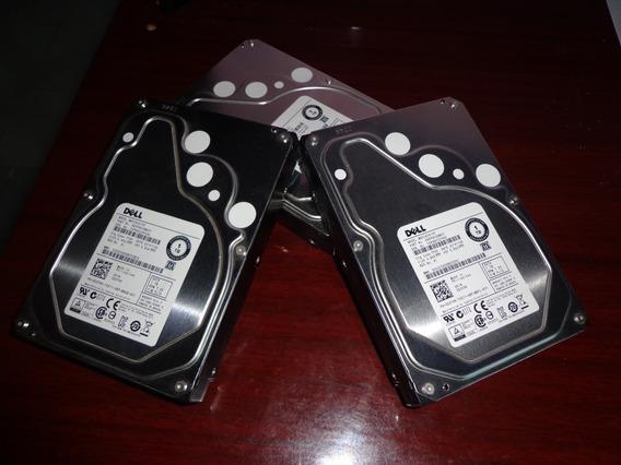 Hd Dell 1tb Sas 7.2k 6g 2,5 St91000640ss