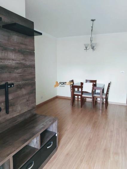 Apartamento Residencial Para Locação Alto Da Mooca, São Paulo - Ap00629 - 34761848