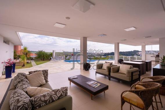 Casa Residencial À Venda, Alphaville Campinas, Campinas. - Ca3784