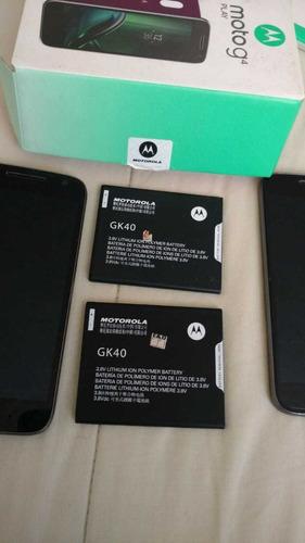 Batería Para Motorola G4 Play Original