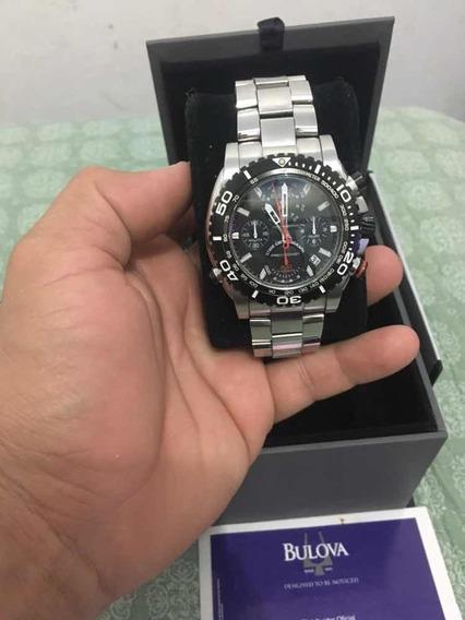Relógio Bulova Modelo 98b212 Precisionist