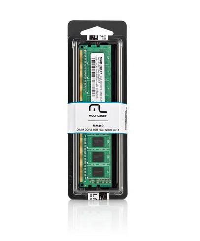 Memoria P/ Desk 4gb Ddr3l 1600