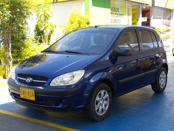 Hyundai Getz Advance Full Equipo