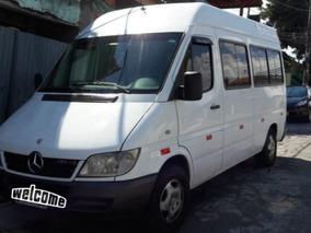Van Sprinter 2.2 Cdi 313 Executiva Teto Alto