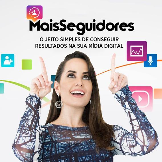 Curso Mais Seguidores Completo 2019 - Ana Tex