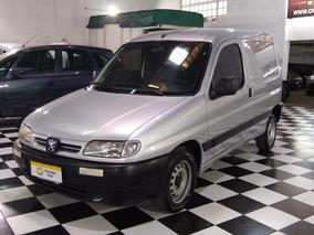 Peugeot Partner Furgon Confort 1.9 2007 Gris Lm