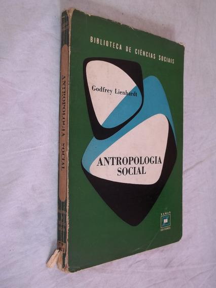 Livro - Antropologia Social - Biblioteca De Ciências Sociais