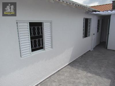 Casa Térrea Com 1 Dormitório No Sacomã | M1026