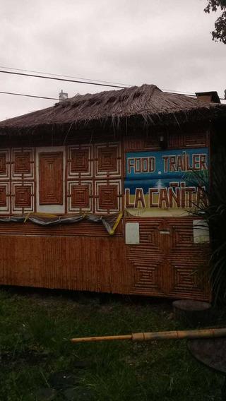 Trailer Gastronómico, Carribar, Truck Food