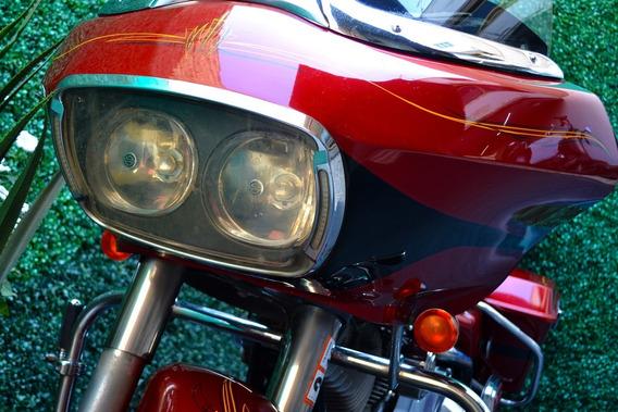 Impresionante Harley Road Glide Poco Uso Impecable