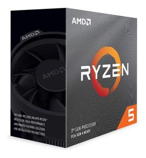 Procesador Amd Ryzen 5 3600 3.60ghz 32mb L3 6 Core Am4