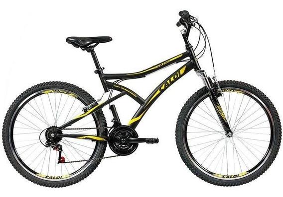 Bicicleta Caloi Andes, Aro 26, 21 Marchas