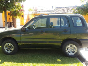 Chevrolet Tracker Hard Top Aa Cd 5 Puertas 4x4 At Muy Bonita