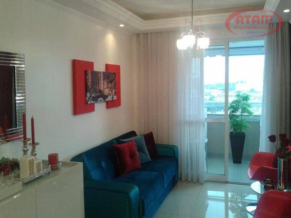 Apartamento Residencial À Venda, Vila Maria, São Paulo. - Ap0011