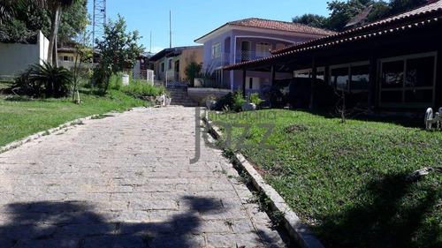 Chácara Com 13 Dormitórios À Venda, 3972 M² Por R$ 1.450.000,00 - Vale Verde - Valinhos/sp - Ch0574