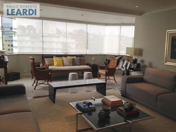 Apartamento Real Parque - São Paulo - Ref: 523565