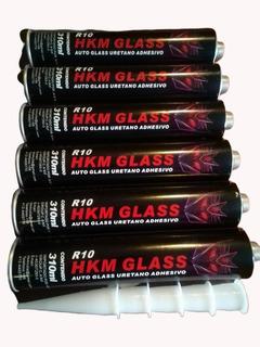 Uretano Sellador Car Glass 310ml Ideal Para Parabrisas