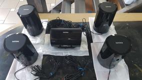 Caixas De Som E Subwoofer Hts3560 - Philips 4 Ohms