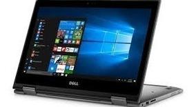 Computadora Tactil 2 En 1 Portatil Laptop Dell Core I3-7000