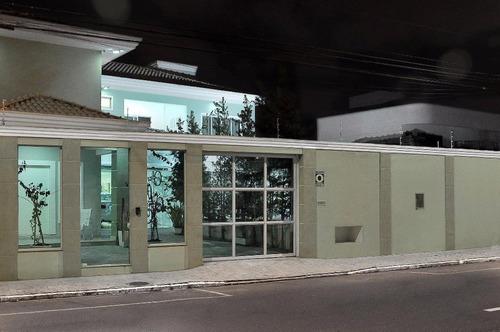 Imagem 1 de 18 de Casa Com Alto Padrão De Acabamento No Bairro Fazenda , Itajaí Sc - So0048