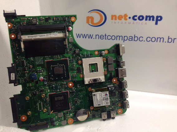 Motherboard Notebook Compaq 510