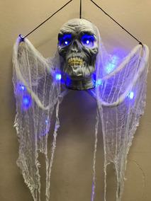 Cabeça Esqueleto Fantasma