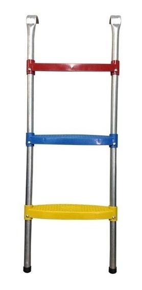 Escada Para Cama Elastica C/ 3 Degraus Antiderrapante Oferta