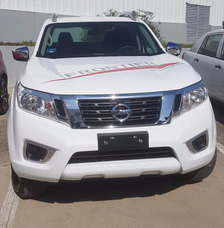 Remate Demo Nissan Np300 Frontier Le 2018 Std 6 Vel 4cil 1tn