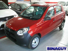 Suzuki Alto 800 / 0 K.m.. / 2017 / Permuto Y Financio !