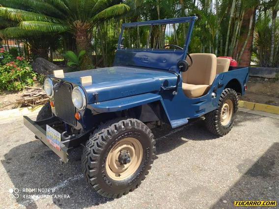 Jeep Willys Cj2a - Vec