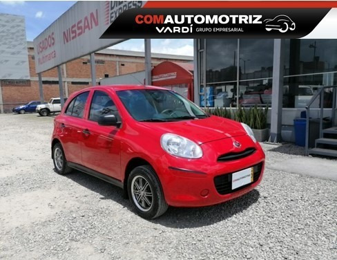Nissan March Active Id 30305 Modelo 2015