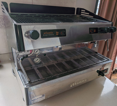Máquina De Café Espresso Europea