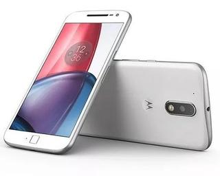 Motorola Moto G4 Plus Dual Xt1640 - 32gb Vitrine Branco
