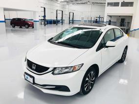 Honda Civic 1.8 Ex Mt 2014