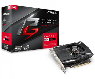 Tarjeta De Video Asrock Amd Radeon Rx 560 Phantom Gaming, 4g