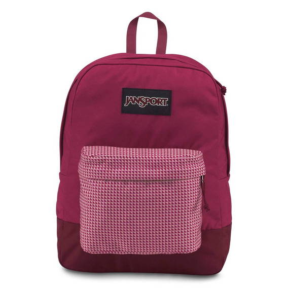 Jansport Mochila Black Label Superbreak Bordó
